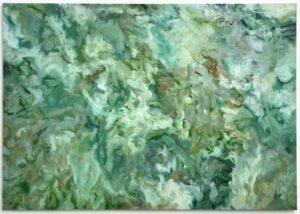 dance dance dance, oil on campus, 120 x 170 cm, 2020